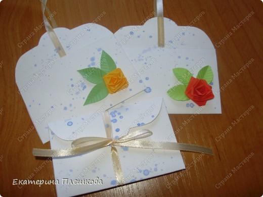 В эти конвертики будут вложены подарочные карты. Мы подарим их в саду на выпускном!!!! фото 6