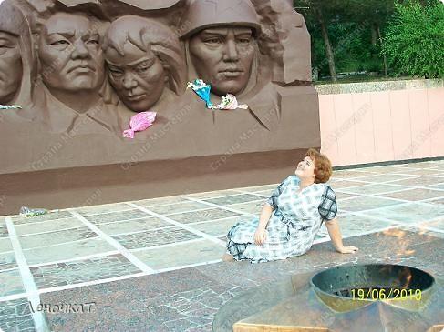 Знакомтесь. Столица Калмыкии- город Элиста. Почему-то многие считают, что это чуть ли не заграница....Ошибаются конечно же.А это Пагода... фото 17