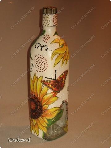 Так как растительного масла на кухне используется как минимум два вида, то понадобилась вторая бутылочка. фото 2