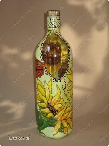 Так как растительного масла на кухне используется как минимум два вида, то понадобилась вторая бутылочка. фото 1