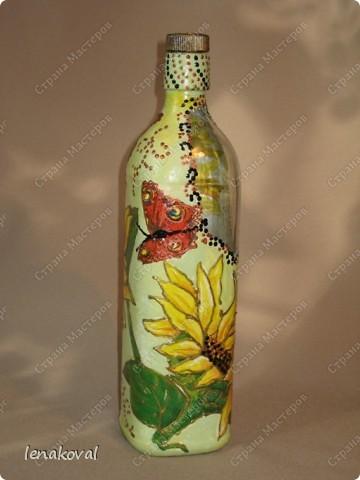 Так как растительного масла на кухне используется как минимум два вида, то понадобилась вторая бутылочка. фото 3