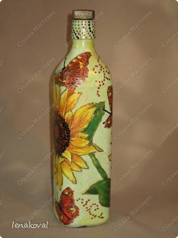 Так как растительного масла на кухне используется как минимум два вида, то понадобилась вторая бутылочка. фото 4