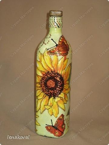 Так как растительного масла на кухне используется как минимум два вида, то понадобилась вторая бутылочка. фото 5