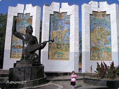 Знакомтесь. Столица Калмыкии- город Элиста. Почему-то многие считают, что это чуть ли не заграница....Ошибаются конечно же.А это Пагода... фото 9