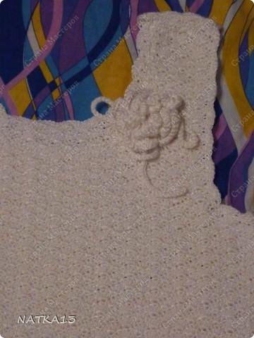 весь апрель выполняла заказ...это комплект:шапочка+шарфик фото 6
