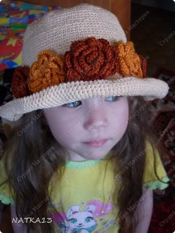 весь апрель выполняла заказ...это комплект:шапочка+шарфик фото 4