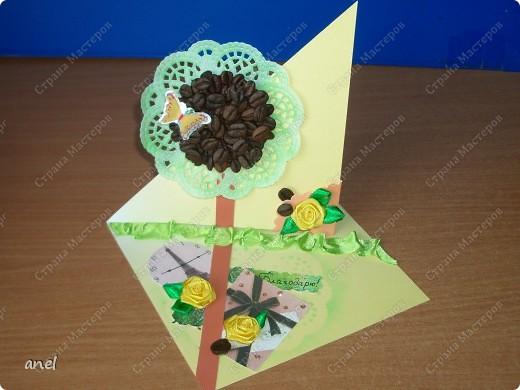 (1) Эта открытка для учительницы русского языка,она очень похожа на изображенную девушку. фото 6