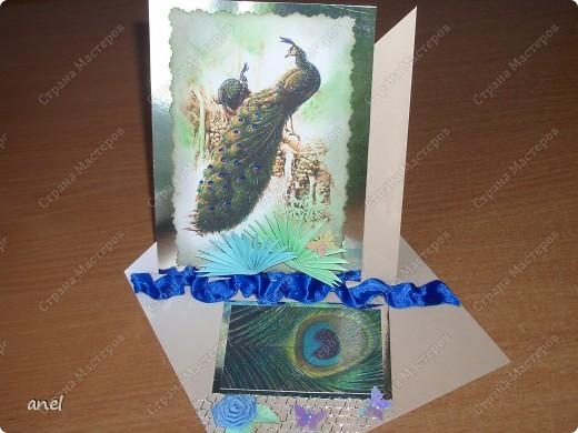 (1) Эта открытка для учительницы русского языка,она очень похожа на изображенную девушку. фото 13