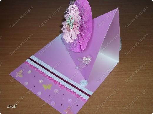 (1) Эта открытка для учительницы русского языка,она очень похожа на изображенную девушку. фото 25