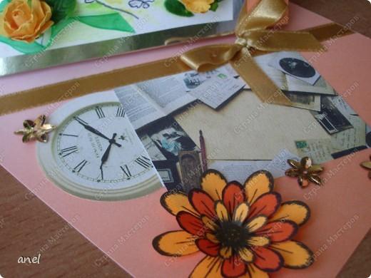 (1) Эта открытка для учительницы русского языка,она очень похожа на изображенную девушку. фото 35
