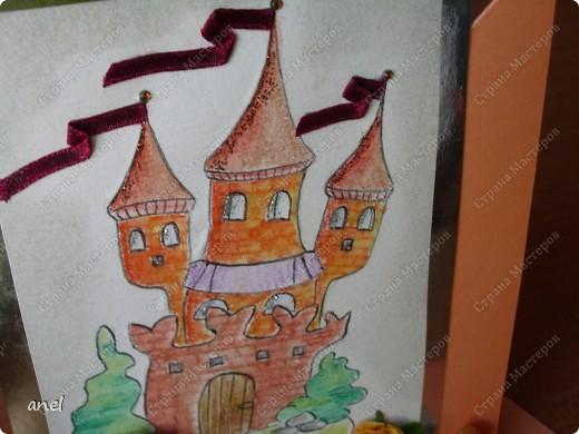 (1) Эта открытка для учительницы русского языка,она очень похожа на изображенную девушку. фото 37