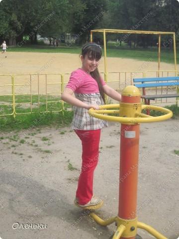 Вот такие комплексы стоят в парках и скверах Харькова фото 7