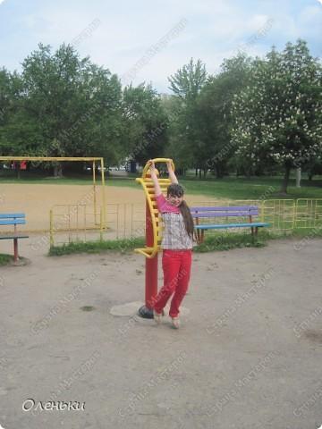 Вот такие комплексы стоят в парках и скверах Харькова фото 15