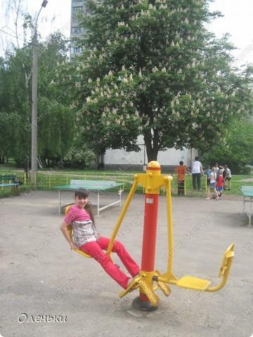 Вот такие комплексы стоят в парках и скверах Харькова фото 14