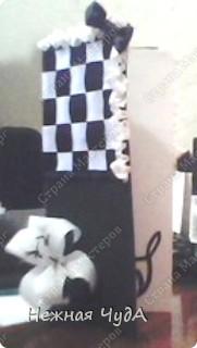 МК. Открытка черно-белая фото 1