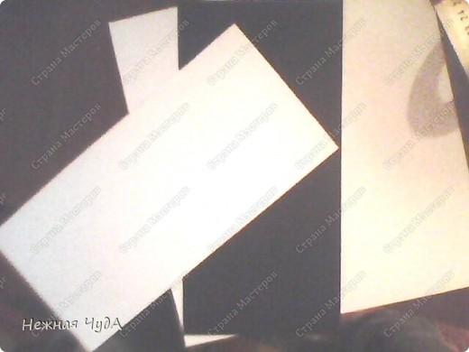 МК. Открытка черно-белая фото 4