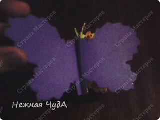 Открытка-бабочка фото 10