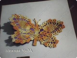 Открытка-бабочка фото 11
