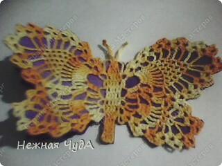 Открытка-бабочка фото 1