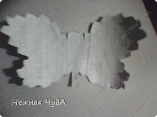 Открытка-бабочка фото 5