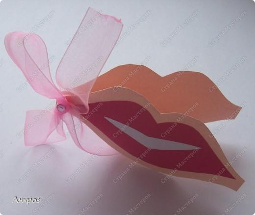 Вот такие валентинки сделала для дочки  Розовая фото 4