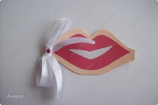Вот такие валентинки сделала для дочки  Розовая фото 2