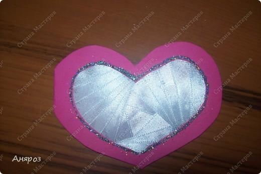 Вот такие валентинки сделала для дочки  Розовая фото 8