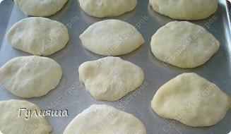 Пирожки с луком фото 12