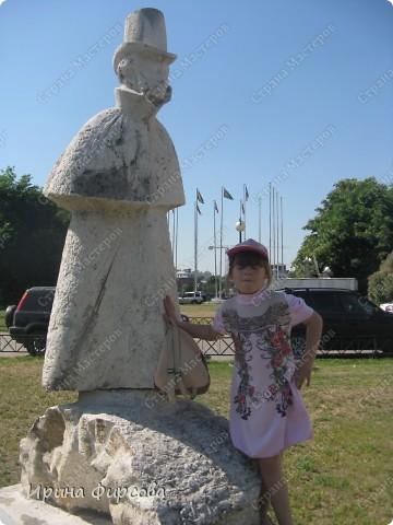 Итак, в час дня мы приехали в Парк Горького. Как и было заявлено - вход свободный. Ура! Но, как только мы вошли - народу - ТЬМА!!!Жарко!!! фото 16