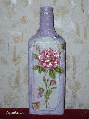 Вот такой подарок мужу я подарила на День Варения. Просто Художник, как то имени у него нет и его творение, это он нарисовал бутылочку. фото 4