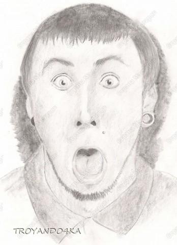 Рисунки моего брата. фото 1