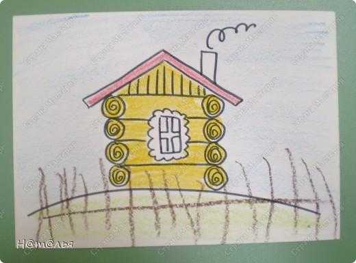 Перебирала свои фотографии, нашла кое-что из детского творчества, которое фотографировала в течение года. Подсолнух. Рисование пальчиками. Стебель и листья рисовала сама, дети рисовали пальцами цветок. фото 8