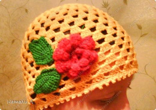 шапочки фото 3