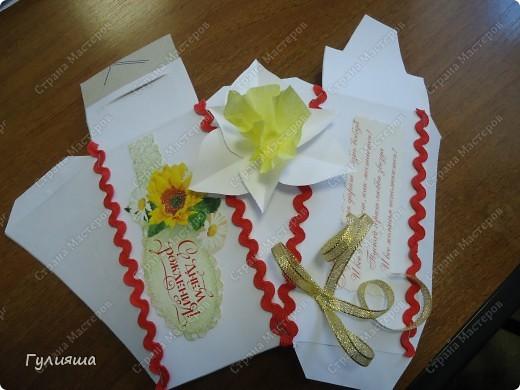 Кусочек торта сестренке на день рождения по МК http://stranamasterov.ru/node/25622?c=favorite на скорую руку. фото 4