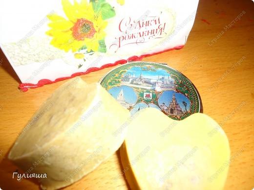 Кусочек торта сестренке на день рождения по МК http://stranamasterov.ru/node/25622?c=favorite на скорую руку. фото 5