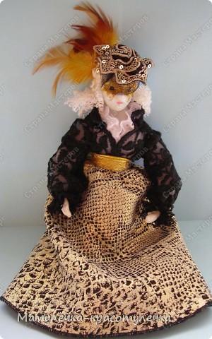 Грета. Моя кукла. фото 6