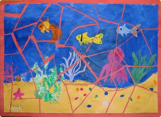 """Мозаика """"Подводный мир"""" фото 1"""
