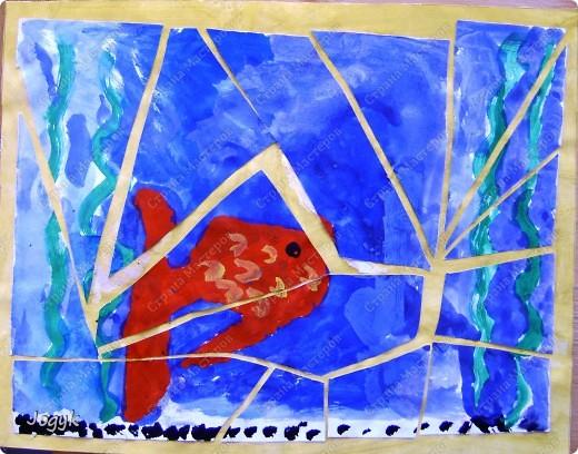 """Мозаика """"Подводный мир"""" фото 3"""