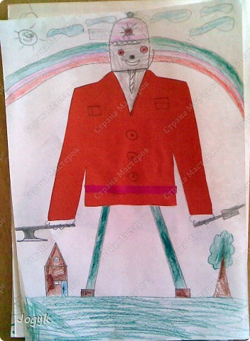 """костюм для Железного Дровосека Алёша Шиманец,1""""Г"""" фото 2"""