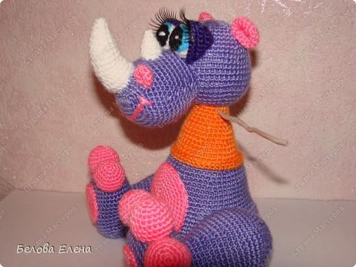 Поздравительный носорог по имени Гоша. фото 40