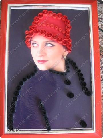 портрет в рамочке без стекла фото 1