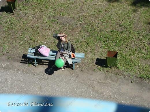 Делаем тряпочных куколок фото 27