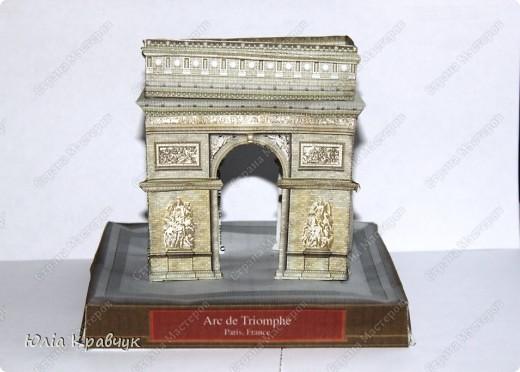 Arc de triomphe de l'Étoile фото 3