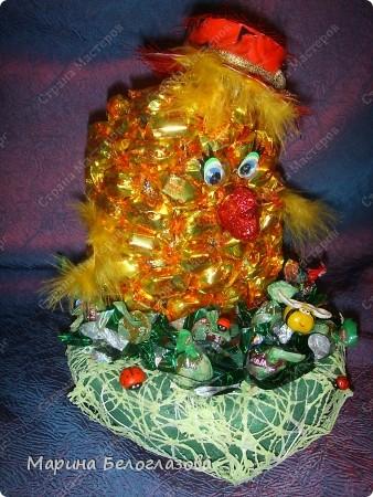Вот такой цыпленок получился у меня к празднику Пасхи! фото 1