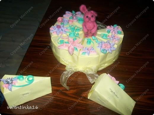 букет с корзинкой из шариков маме на день рождения! фото 5