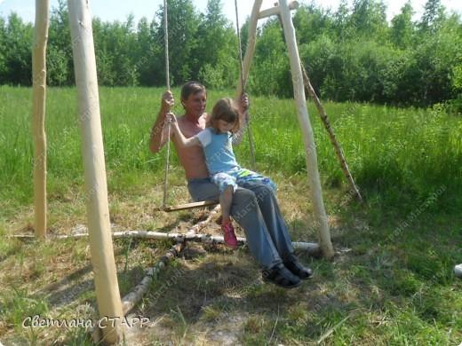 Вот и мы с Машей попали на дачу! фото 22