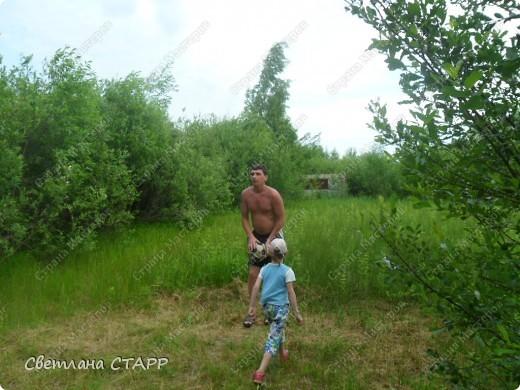 Вот и мы с Машей попали на дачу! фото 31