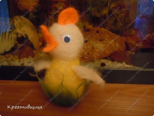 Моя  валяшка заяц Степашка)) фото 4