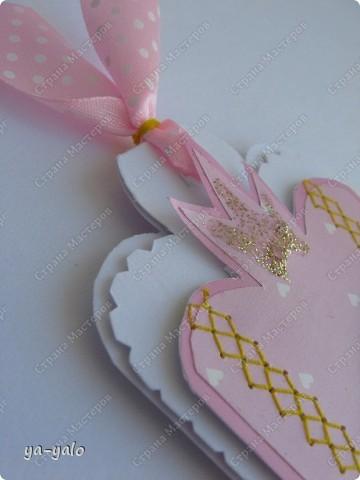"""Сегодня утром слифтила вот эту открыточку http://scrapalbum.blogspot.com/2011/03/its-your-birthday.html Оказывается наше милое слово """"повторюшка"""" можно заменить книжным """"лифтинг"""")))) фото 4"""