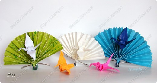 привет Страна!  немного отвлеклась от кусудам  и вот результат признаюсь, я почти два года занимаюсь оригами и до сих пор не сложила ни одного журавлика, даже как-то на душе нехорошо было) фото 1